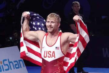 階級を下げて東京オリンピックを目指す79kg級世界王者のカイル・デイク(米国)