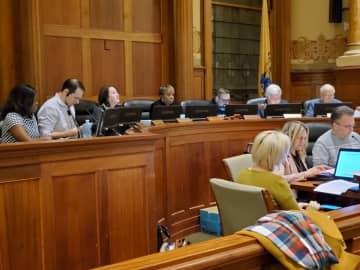 The Jersey City Council (Joshua Rosario/)