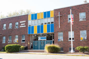 Marist High School in Bayonne is not financially stable enough to remain open, President Peter Kane said. (Reena Rose Sibayan | The Jersey Journal) (Reena Rose Sibayan/)