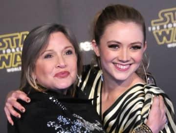 キャリー・フィッシャーさんと娘のビリー・ロード - Barry King / WireImage / Getty Images