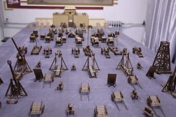 古代科学技術の秘密を解明する高校教師 甘粛省蘭州市
