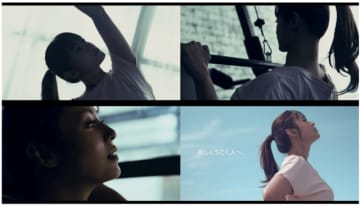 デサント、深田恭子が美ボディを披露するWeb動画公開