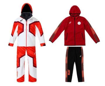アシックス、冬季ユースオリンピック日本代表オフィシャルスポーツウェア作製