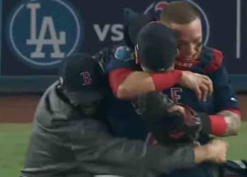Red Sox beat Dodgers 5-1 in Game 5 for World Series 2018 win