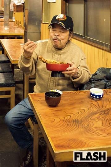 佐藤蛾次郎、『男はつらいよ』の思い出は柴又の天丼とともに