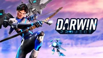 番組形式の基本無料バトルロイヤル『Darwin Project』PS4版が海外で1月14日開始