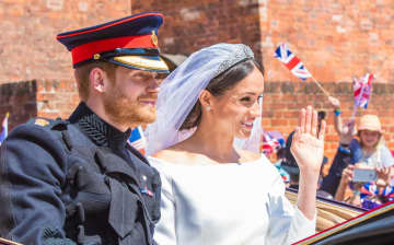 Prince Harry & Meghan Markle Marry In Front Of An Audience Of 1.9 Billion