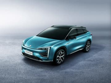 HYCAN's first battery electric sports utility vehicle model, boasting an NEDC range of 650 kilometers, closed its first round of pre-sales in just three days. (Image credit: GAC Nio)