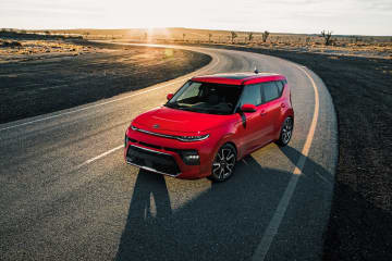 The 2020 Soul GT-Line is speedy, taking improvements over previous models to new heights. - Handout/Kia Motors America/TNS