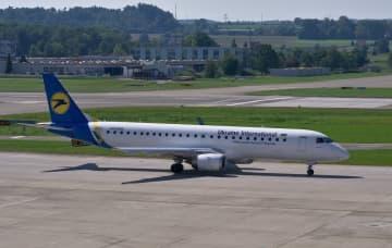 ウクライナ航空機のイメージ(事故機ではありません)。Image: Pixabay by b1-foto