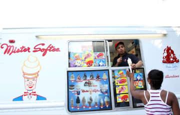 Menu items include the famous soft serve from Mister Softee trucks. (Calista Condo | NJ Advance Media)  (Calista Condo/)