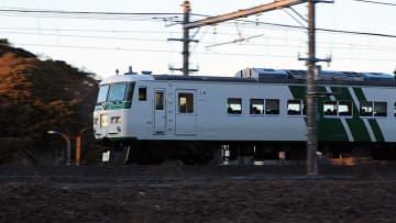 東北線 武蔵野線 成田線 経由、快速早春成田初詣号 185系で1/11-13運転