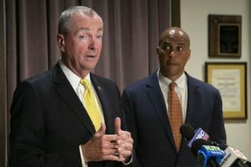 Murphy's chief counsel, Matt Platkin, will join U.S. Sen. Cory Booker's staff for Trump's impeachment trial. (Aristide Economopoulos | NJ Adva/)