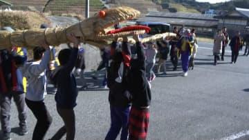 南あわじ市の奇祭「蛇供養」