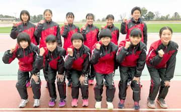 全国都道府県対抗女子駅伝の福井県選抜