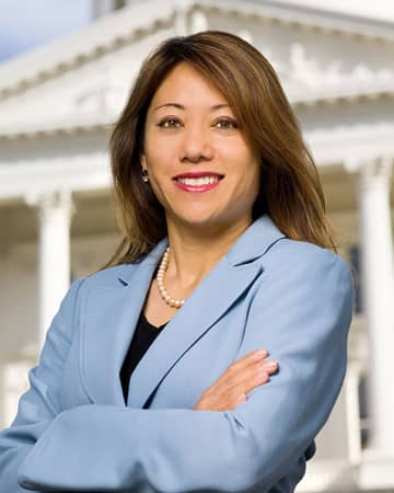 Fiona Ma was elected California state treasuer in November 2018. - Richard Morgenstein/California State Treasure/TNS