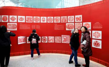 ねずみにちなんだ特別展が開幕 上海市