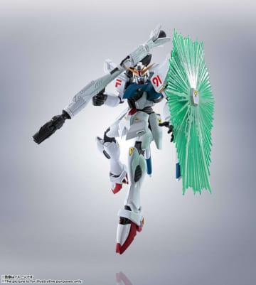 「ROBOT魂<SIDE MS> ガンダムF91 EVOLUTION-SPEC」価格:5,280円(税10%込)(C)創通・サンライズ