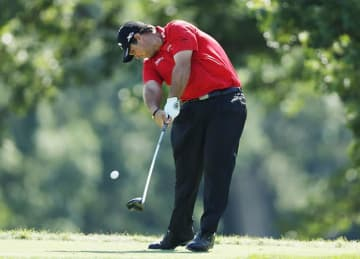 Patrick Reed Wins The Barclays Tournament