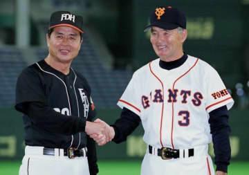 巨人に勝って日本一「野球がますます好きになりそうです。王貞治」