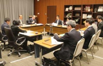不登校対策について議論した市総合教育会議