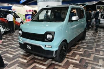 ホンダアクセス N-WGN ROAD SIDE concept(東京オートサロン2020)
