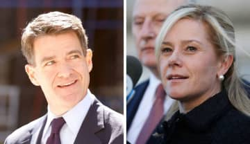 Bill Baroni and Bridget Anne Kelly and the case of Bridgegate will play out before the U.S. Supreme Court on Tuesday ((Aristide Economopoulos | NJ Advance Media for NJ.com/)()(Aristide Economopoulos and Pattti Sapone | NJ Advance Media for NJ.com/)