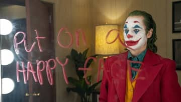 A scene from 'Joker.' - Niko Tavernise/Warner Bros./TNS/TNS