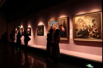 欧州絵画500年展、広東省で開催 展示作品全てが中国内地初公開