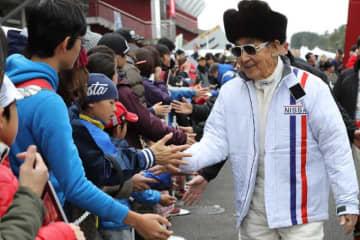 日本のモータースポーツ黎明期支えた砂子義一氏が87歳で死去