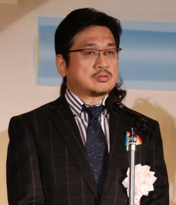 大相撲新時代の到来について明言した、好角家・やくみつる氏(2019年12月撮影)