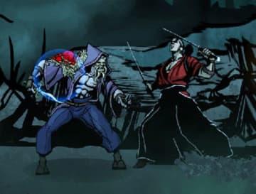 2Dアクション『Musashi vs Cthulhu』早期アクセス開始!剣豪「ムサシ」としてクトゥルフの怪異に立ち向かえ