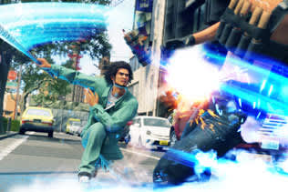 PS4『龍が如く7 光と闇の行方』ついに明日16日より発売─無料DLC、全7回にわたり配信!第1弾の特別衣装は「掃除担当」(春日専用)