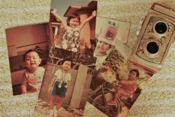 子どもの頃の写真が多いほど「自己肯定感」「親への感謝」につながる