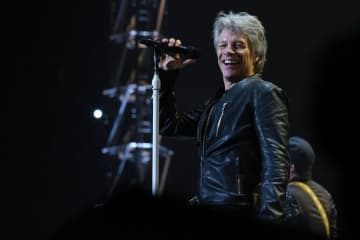 Bon Jovi is going on tour with Bryan Adams in 2020. (Photo by Tanya Moutzalias | MLive) (Tanya Moutzalias/)