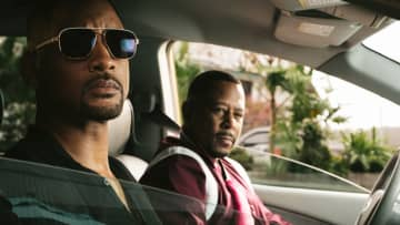 "Will Smith and Martin Lawrence in ""Bad Boys for Life."" - Sony Pictures/TNS/TNS"
