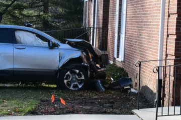 New Jersey State Police at Perryville Station responded to an accident that occurred at 155 Main Street at approximately 1:50 p.m. on Wednesday. (Rich Maxwell/)