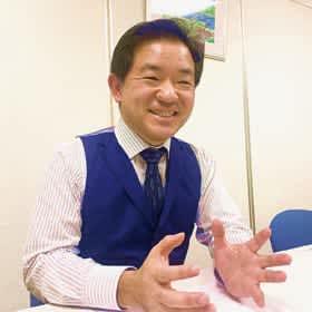 「人がつながる大切さを体現する走りを」と意気込む増川弁護士