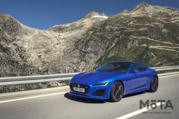 ジャガー 新型Fタイプが登場|切れ長のヘッドライトへ大幅モデルチェンジ!