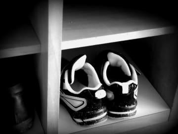 (資料写真)子どもの靴
