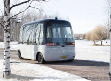 自動運転バス「GACHA(ガチャ)」