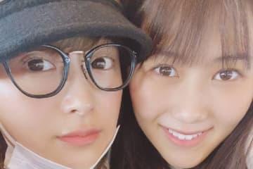 鈴木奈々、西野未姫と共にすっぴんを披露 「肌綺麗!」と反響