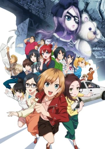 新ビジュアルも公開に - (C) 2020 劇場版「SHIROBAKO」製作委員会