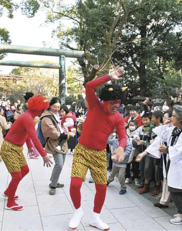 【参加者募集中】小田原 報徳二宮神社で『節分祭・みんなの豆まき』参加者全員で豆をまく