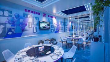 仕入れから配膳まで、ロボットがすべて担うレストラン 広州でオープン