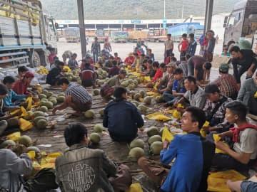 雲南省、19年の対ミャンマー貿易額29%増 560億元に