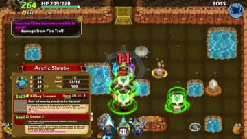 ローグライクダンジョンRPG『ドラゴンファング ~竜者ドランと時の迷宮~』Steam版ストアページ公開―仲間モンスターを育てて最深部を目指そう