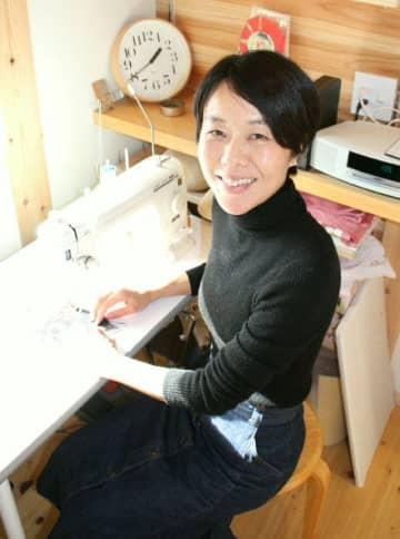 「縫い物で困った方の手助けを」と後藤美紀子さん=大分市大在中央