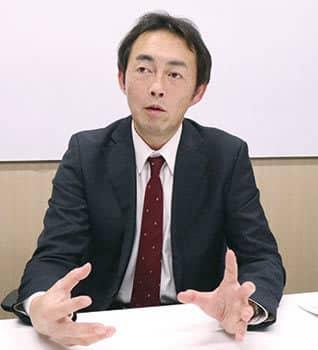 小田島 潤社長