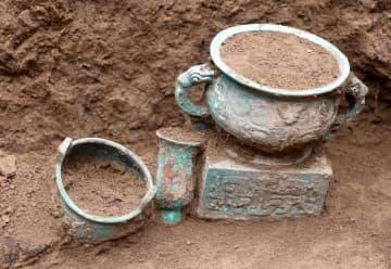 宝鶏市で発見の西周・戦国古墓群、発掘調査機関が詳細報告